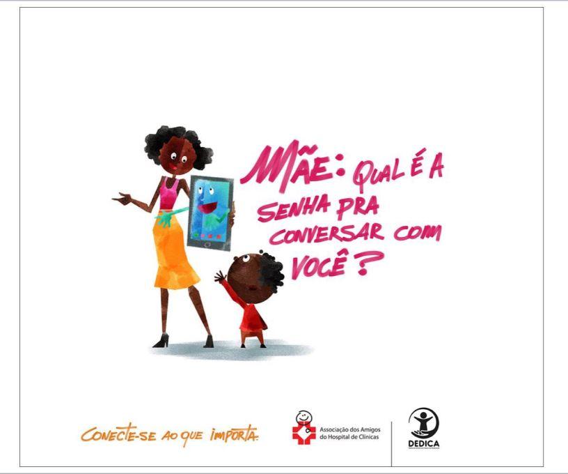 Campanha TIF Comunicação e AAHC - Fotos: reprodução